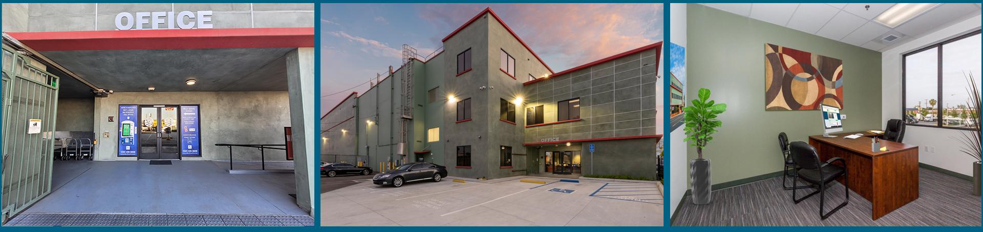 Long Beach, CA Storage Facility