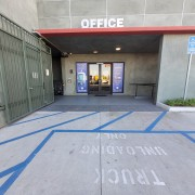 Front office entrance