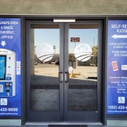 Self Serve Rental Kiosk